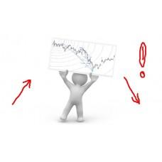 Векторы: Как движения рынка замкнуть в геометрию и рассчитать точку разворота по Цене и Времени