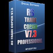 RS Trade Copier Pro V7.3 Копировщик сделок + Реверс